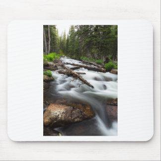 Magic Mountain Stream Mouse Pad