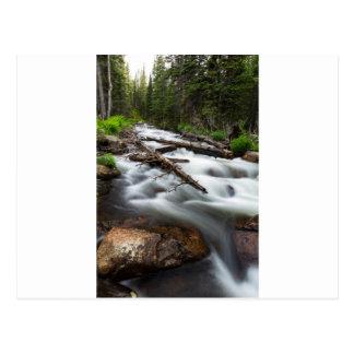 Magic Mountain Stream Postcard
