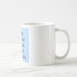 magic classic white coffee mug