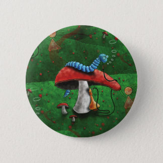 Magic Mushroom Button