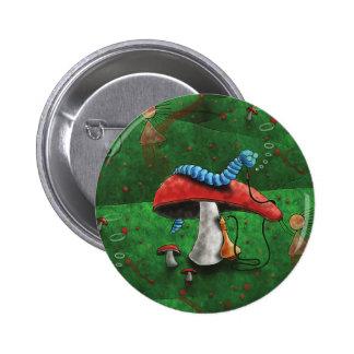Magic Mushroom Button