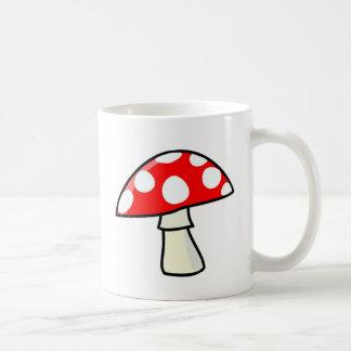 Magic Mushroom Coffee Mugs