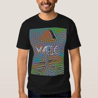 Magic Mushroom T-shirts