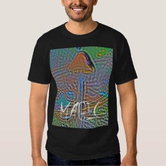 Magic Mushroom T Shirts