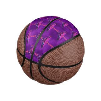 Magic Mushrooms Basketball