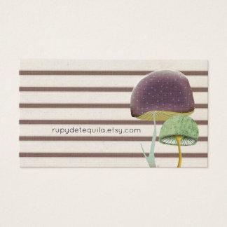 Magic Mushrooms business cards