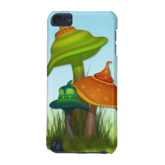 Magic Mushrooms iPod Touch 5G Cases