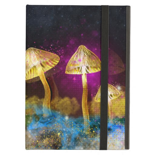 Magic Mushrooms Case For iPad Air