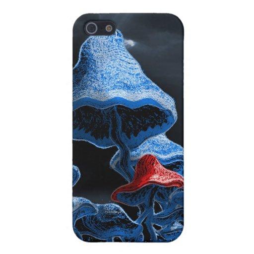 Magic Mushrooms Cases For iPhone 5