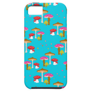 """Magic Mushrooms II"" iPhone 5/5S Vibe Case"