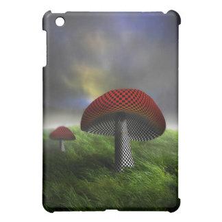 Magic Mushrooms iPad Mini Covers