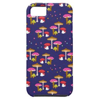 """Magic Mushrooms"" iPhone 5/5S Vibe Case"