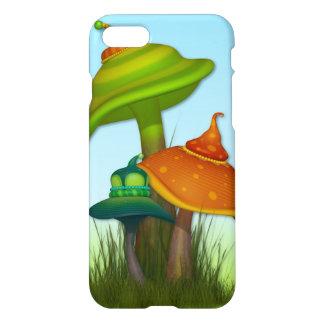 Magic Mushrooms iPhone 7 Case