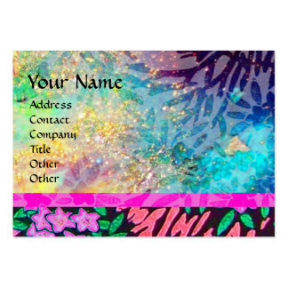MAGIC MYRTLE Sparkling Gold Reflections Business Card