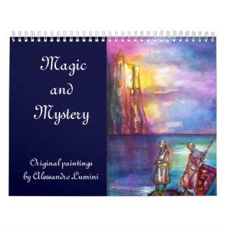 MAGIC & MYSTERY 2016 CALENDAR