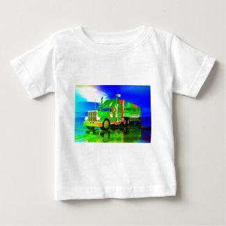 magic neon truck baby T-Shirt