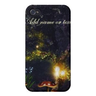 Magic Night Lights iPhone case iPhone 4 Case