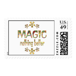 MAGIC Nothing Better Stamp