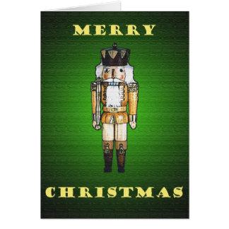 Magic Nutcracker Christmas Card