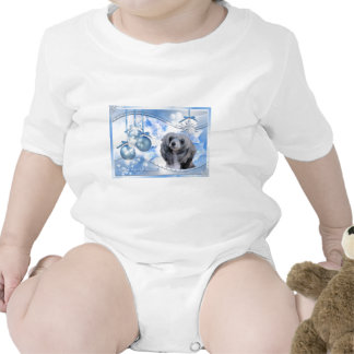 Magic of Christmas Chinese Crested Tshirt