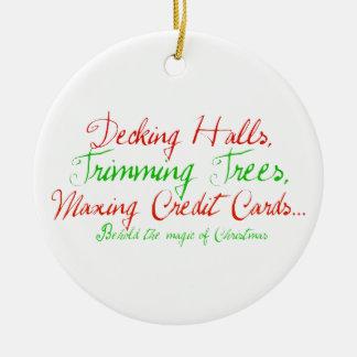 Magic Of Christmas Ornaments