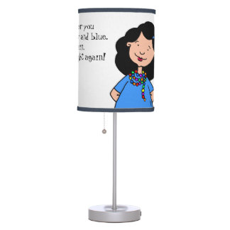 Magic of Friendship Desk Lamp