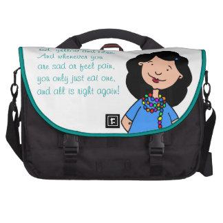 Magic of Friendship Laptop Bags
