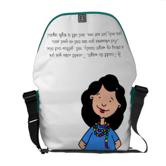 Magic of Friendship Courier Bags