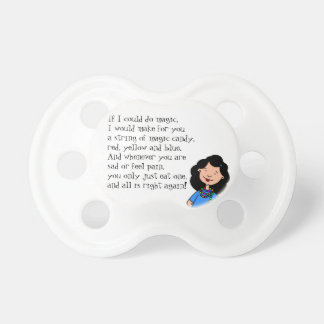 Magic of Friendship Pacifier