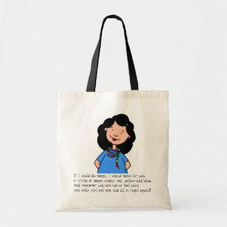 Magic of Friendship Tote Bag