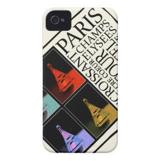 Magic of Paris iPhone 4 Case