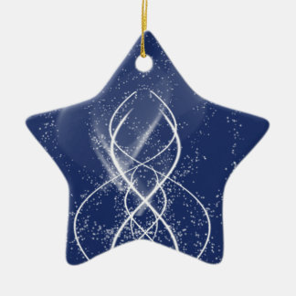 Magic Christmas Tree Ornament