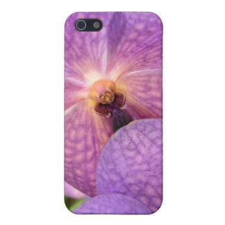 Magic Pale Violet Orchids iPhone 5 Cover