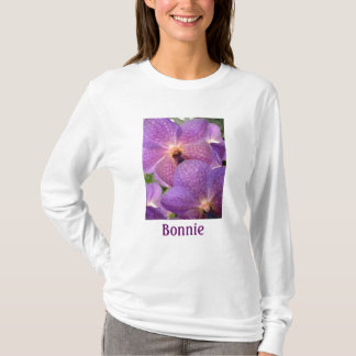Magic Pale Violet Orchids T-Shirt