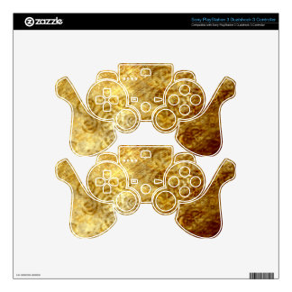 Magic Parchment Decal For PS3 Controller