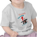 Magic Party 1st Birthday T Shirts