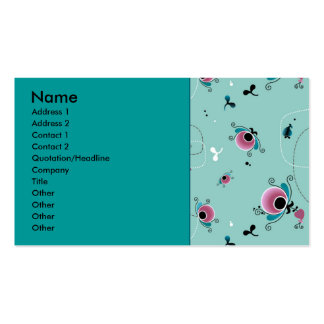 magic_pattern21, nombre, dirección 1, dirección 2, plantillas de tarjetas de visita
