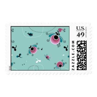magic_pattern21 postage stamp