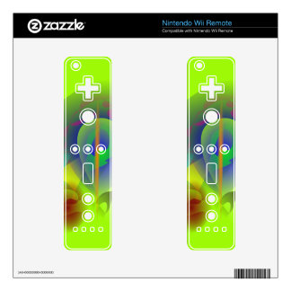 Magic Pattern Decal For The Wii Remote