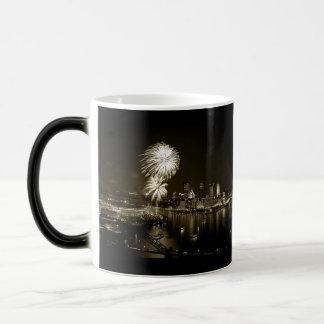 Magic Photo Mug of Pittsburgh