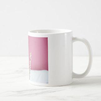 Magic pink classic white coffee mug