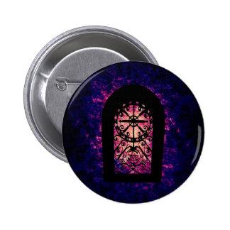 Magic portal 2 inch round button
