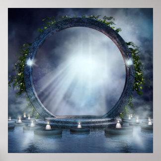 Magic Portal Poster