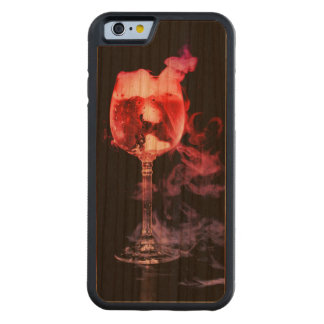 Magic Potion Carved Cherry iPhone 6 Bumper Case