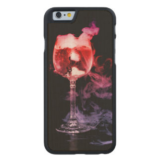 Magic Potion Carved Maple iPhone 6 Case