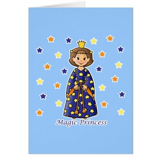 Magic Princess Card