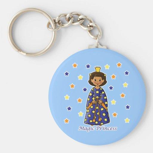 Magic Princess Key Chain