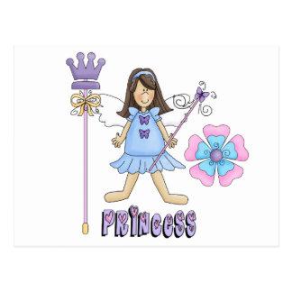 Magic Princess Postcard