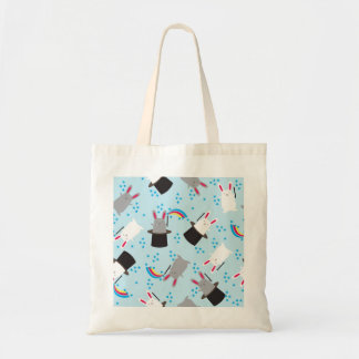 Magic Rabbits Tote Bag