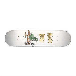 "Magic Ride! - Designer 7 3/8"" Deck Skateboard"